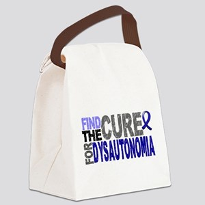 Find the Cure Dysautonomia Canvas Lunch Bag