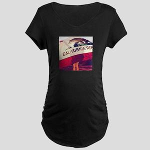 CALIFORNIA REPUBLIC Maternity T-Shirt