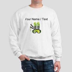 Custom Ski Gear Sweatshirt