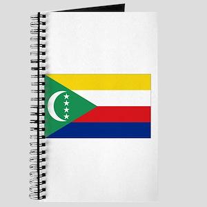 Flag Comoros Journal