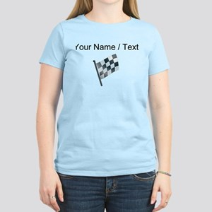 Custom Checkered Flag T-Shirt