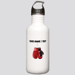 Custom Boxing Gloves Water Bottle