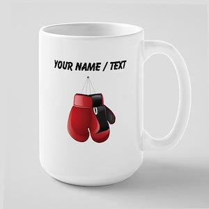 Custom Boxing Gloves Mugs