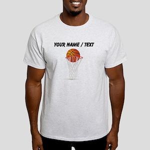 Custom Basketball Hoop T-Shirt