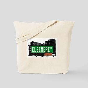 Elsemere Pl, Bronx, NYC Tote Bag