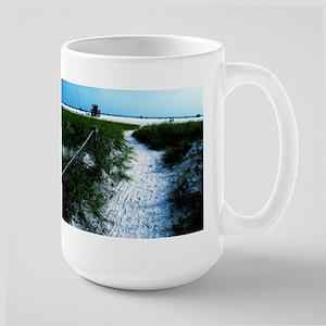 Trail To The Seashore Mugs