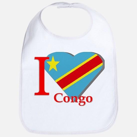 I love Congo Bib