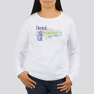 Dental Hygienists Long Sleeve T-Shirt