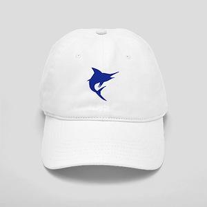 Blue Marlin Fish Cap