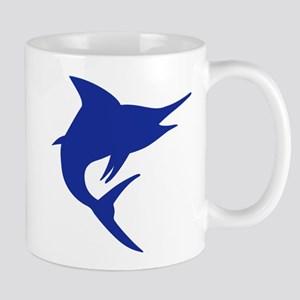 Blue Marlin Fish Mug