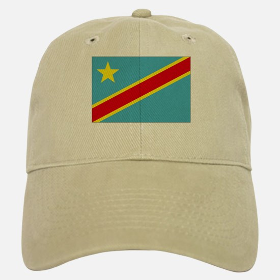 Congo DRC flag Baseball Baseball Cap