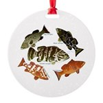 5 Grouper Ornament