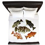 5 Grouper King Duvet