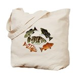 5 Grouper c Tote Bag