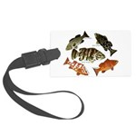 5 Grouper c Luggage Tag