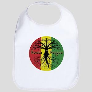 Roots Reggae Designs-3 Bib