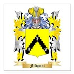 Filippini Square Car Magnet 3