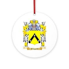 Filippetti Ornament (Round)