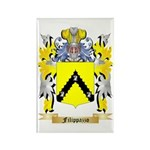 Filippazzo Rectangle Magnet (100 pack)
