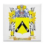 Filipovic Tile Coaster