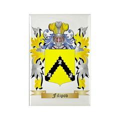 Filipov Rectangle Magnet (100 pack)