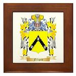 Filipov Framed Tile