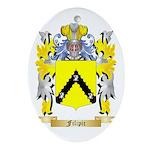 Filipic Ornament (Oval)