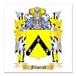 Filipczak Square Car Magnet 3