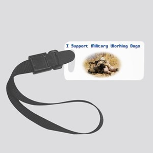 MWD Small Luggage Tag
