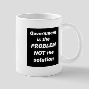 No Solution Mug