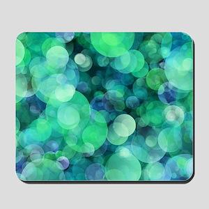 Bubbles 003 Mousepad