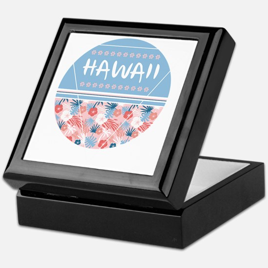 Cool Surfer paradise Keepsake Box
