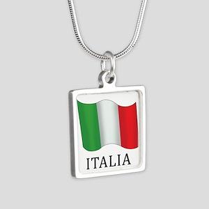 Italia Flag Necklaces