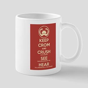 The God Crom Mug