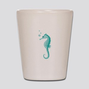 Sea Horse Shot Glass