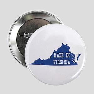 """Virginia 2.25"""" Button"""