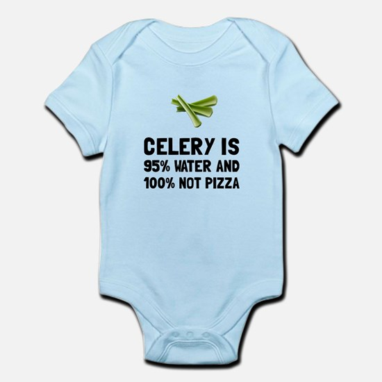 Celery Not Pizza Body Suit