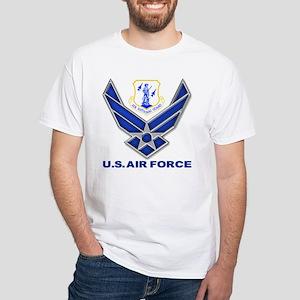 Air National Guard White T-Shirt