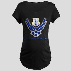 Air National Guard Maternity Dark T-Shirt