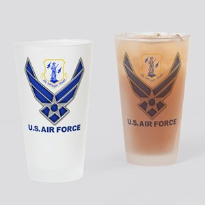 Air National Guard Drinking Glass