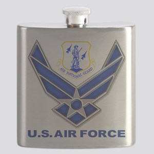 Air National Guard Flask