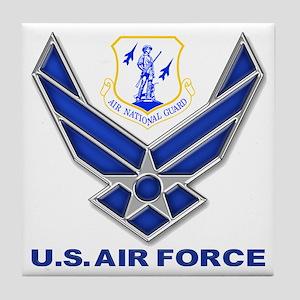 Air National Guard Tile Coaster
