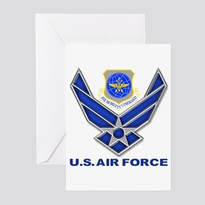 Air Mobility Command Greeting Cards (Pk of 10)