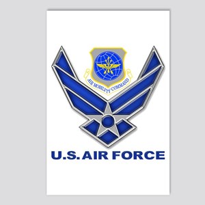 Air Mobility Command Postcards (Package of 8)