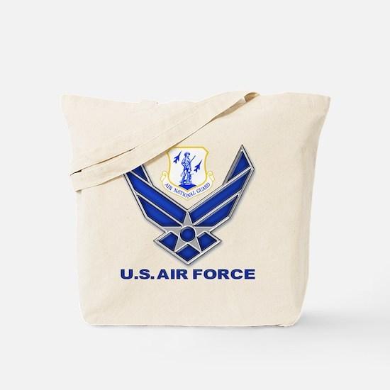 Air National Guard Tote Bag