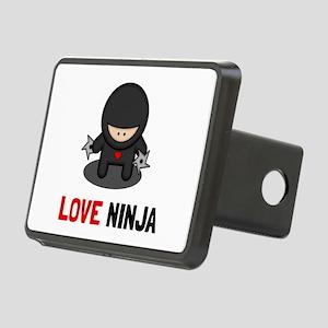 Love Ninja Hitch Cover