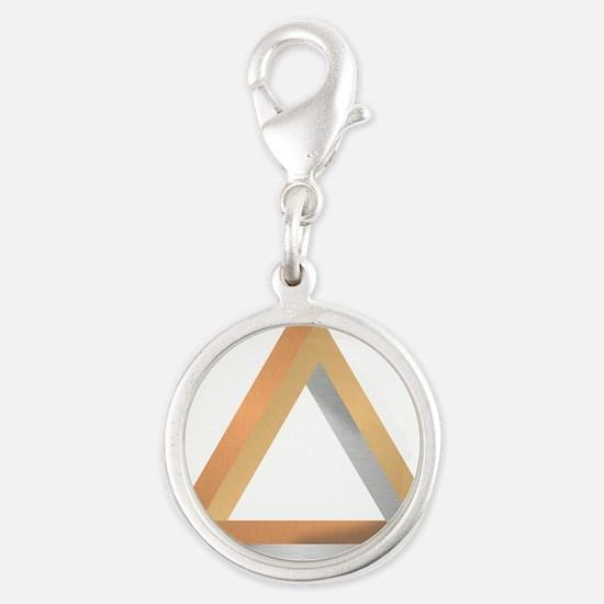 Penrose Triangle Charms