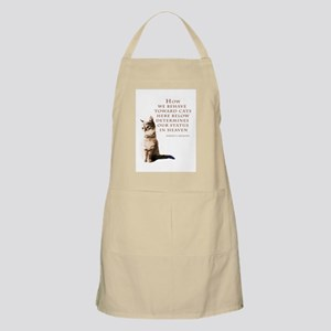 cats-and-heaven-card Apron
