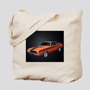 Classic Car 234 Tote Bag
