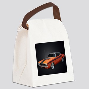Classic Car 234 Canvas Lunch Bag